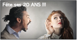 Audition Anne Frangeul fête ses 20 ans